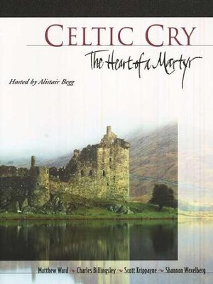 Celtic Cry: The Heart of A Martyr, DVD   -