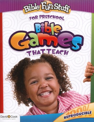 Preschool Bible Games   -