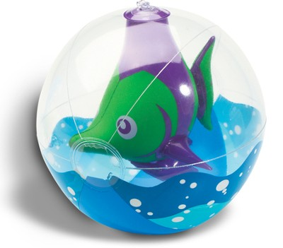 VBS 2014 SonTreasure Island- Inflatable Fish Ball  -