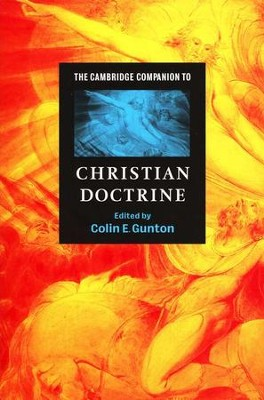 Cambridge Companion to Christian Doctrine   -     Edited By: Colin E. Gunton     By: Edited by Colin E. Gunton
