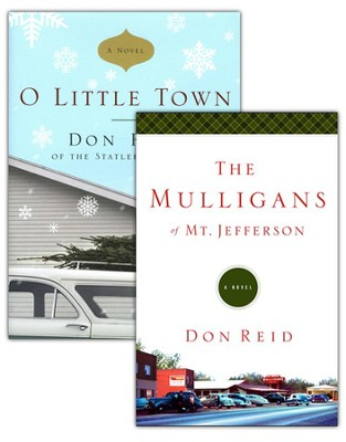 Mt. Jefferson Series, Vols 1-2    -     By: Don Reid