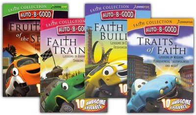 Auto-B-Good Faith Builders, Traits of Faith, Fruits of the Spirit and Faith Training  -