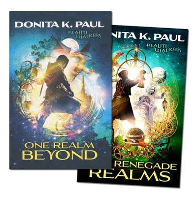 Realm Walkers Series, Volumes 1 & 2  -