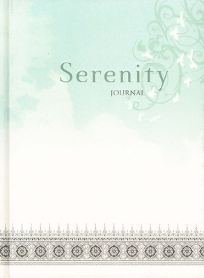 Serenity Prayer Journal  -