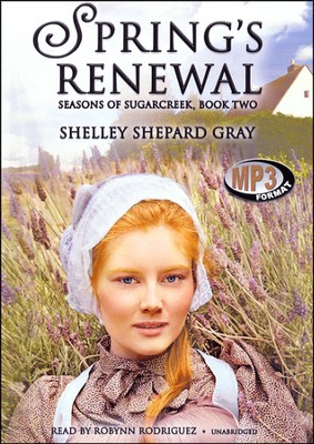 #2: Spring's Renewal Audiobook on MP3  -     By: Shelley Shepard Gray