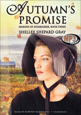 #3: Autumn's Promise Audiobook on MP3  -     By: Shelley Shepard Gray