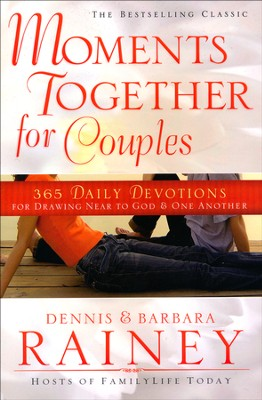 Moments Together for Couples  -     By: Barbara Rainey, Dennis Rainey