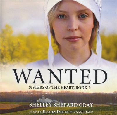 #2: Wanted Audiobook on CD  -     By: Shelley Shepard Gray