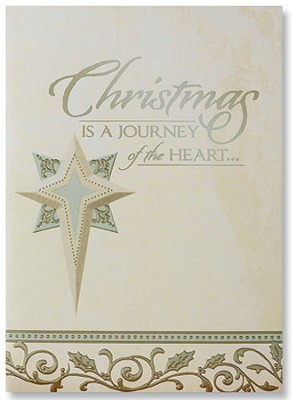 Christmas is a Journey Christmas Cards, Pack of 20  -