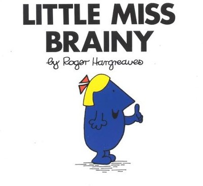 Little Miss Brainy   -     By: Roger Hargreaves
