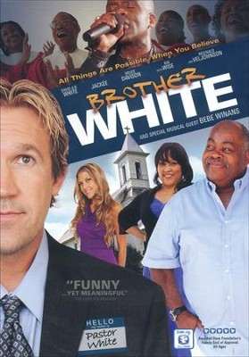 Brother White, DVD   -