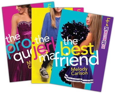 Life at Kingston High Series, Volumes 1-3  -     By: Melody Carlson