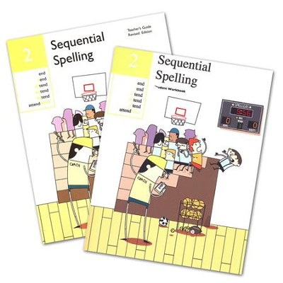 Sequential Spelling Level 2 Teacher Guide & Student Workbook, Revised Edition  -