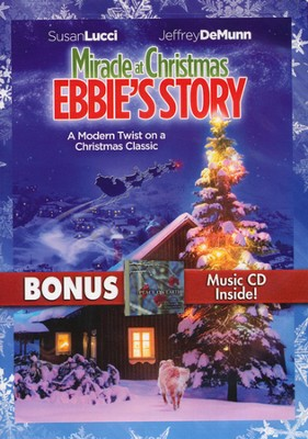 Miracle at Christmas Ebbie's Story with Bonus Music CD   -