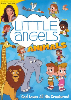 Little Angels: Animals, DVD   -