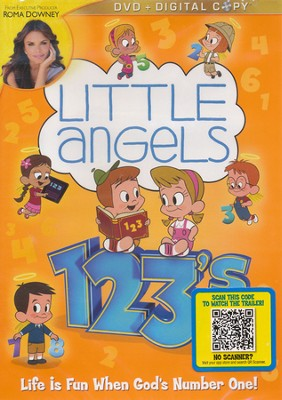 Little Angels: 1-2-3's, DVD   -