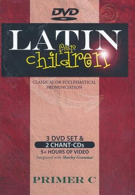 Latin for Children C DVD   -