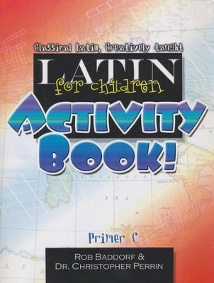 Latin for Children Primer C Activity Book  -