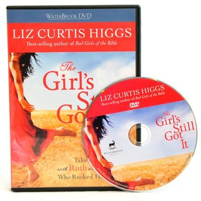 The Girl's Still Got It DVD: Take a Walk with Ruth and the God Who Rocked Her World  -     By: Liz Curtis Higgs