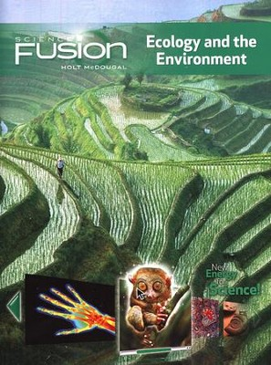 Science Fusion Module D: Ecology and the Environment, Grades 6-8     -