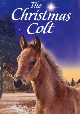 The Christmas Colt, DVD   -
