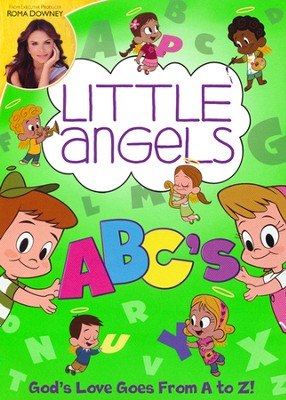 Little Angels: ABC's, DVD   -