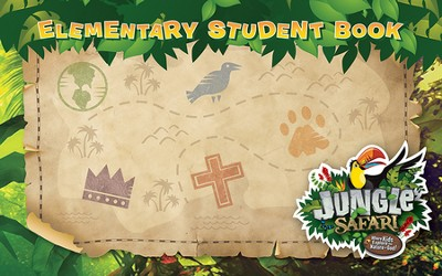 VBS 2014 Jungle Safari: Where Kids Explore the Nature of God! Elementary Student Book  -