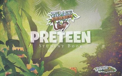 VBS 2014 Jungle Safari: Where Kids Explore the Nature of God! PreTeen Student Book  -