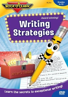 Writing Strategies DVD   -