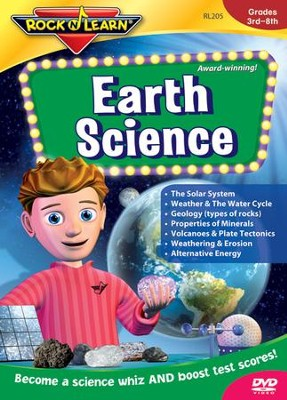 Earth Science DVD   -