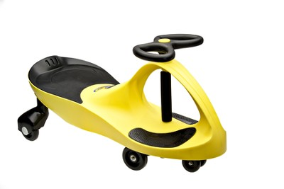 PlasmaCar, Yellow   -
