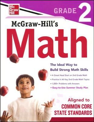 McGraw-Hill's Math Grade 2   -
