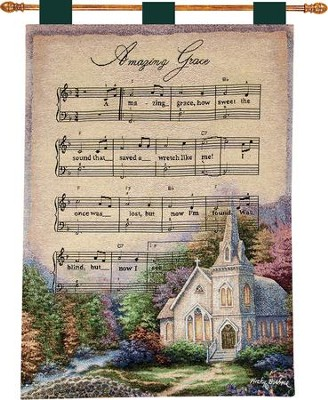 Church In the Country Wallhanging  -     By: Nicky Boehme