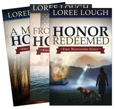 First Responders Series, Volumes 1-3  -     By: Loree Lough