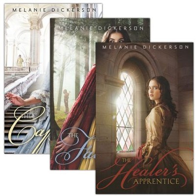 Melanie Dickerson Pack, 4 Volumes   -