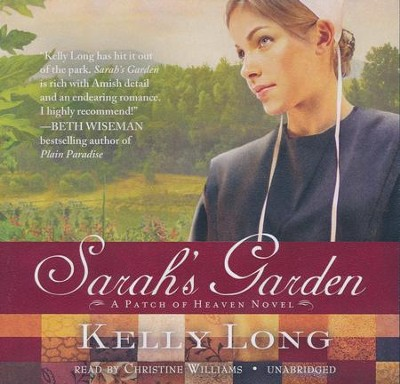 Sarah's Garden #1, Audiobook on CD   -     By: Kelly Long