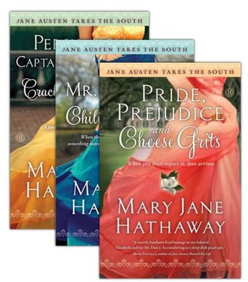 Jane Austen Takes the South Series, Vols. 1-3   -     By: Mary Hathaway
