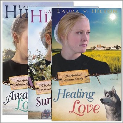 The Amish of Webster County Series, Volumes 1-3  -     By: Laura V. Hilton