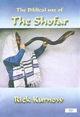 Biblical Use of the Shofar, DVD   -     By: Rick Kurnow