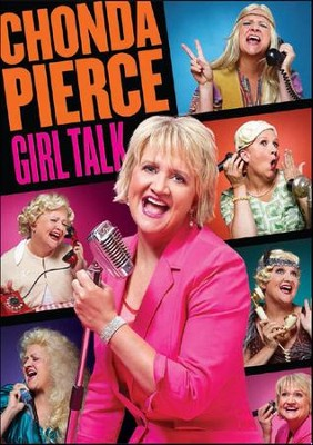 Girl Talk, DVD   -     By: Chonda Pierce