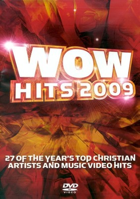 WOW Hits 2009 DVD  -