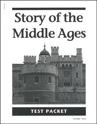 Story of the Middle Ages Test Packet, Grade 6        -     By: Michael McHugh, John Southworth