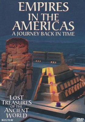 Empires in The Americas DVD   -