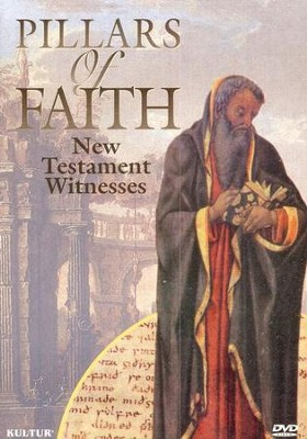 Pillars of Faith: New Testament Witnesses, DVD   -