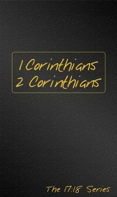 Journible, The 17:18 Series: 1 & 2 Corinthians   -     By: Robert Wynalda