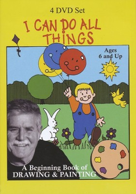 I Can Do All Things - 4 DVDs  -     By: Barry Stebbing