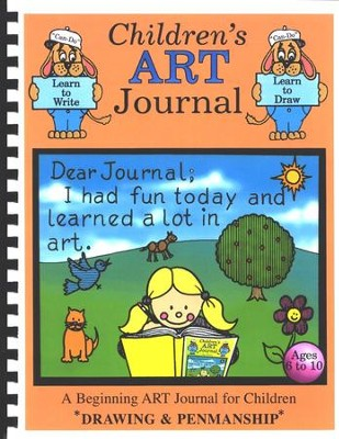 Children's Art Journal   -     By: Barry Stebbing