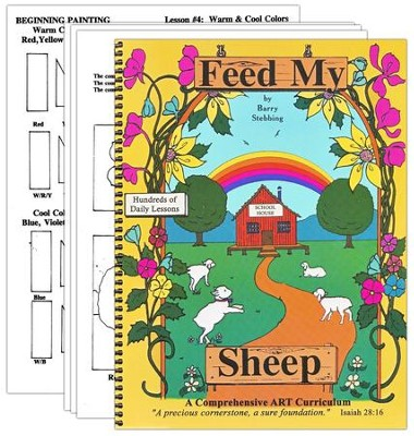 Feed My Sheep Regular Bundle (without DVDs)   -     By: Barry Stebbing