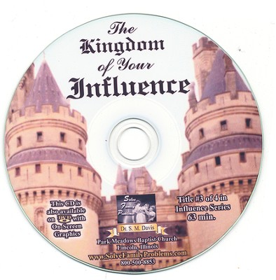 The Kingdom of Your Influence Audio CD  -     By: Dr. S.M. Davis