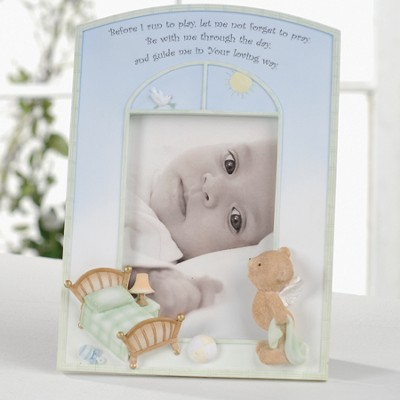 Angel Bear Photo Frame  -